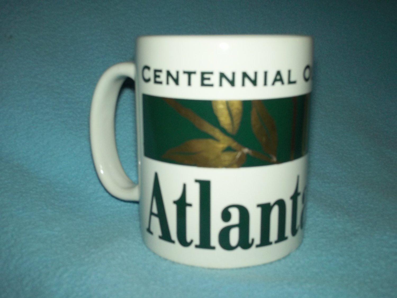 ATLANTA Olympic Games SOUVENIR Mug 1996 CENTENNIAL GAMES