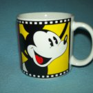 MICKEY MOUSE Mug FILM REEL STYLE Disney JAPAN Three images