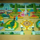 MEGA HOMETOWN COLLECTION JIGSAW PUZZLE~HERONIM WYSOCKI~Flower Festival~COMPLETE