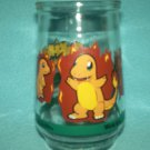 WELCH'S JAM JELLY JUICE COLLECTOR GLASS ~POKEMON~CHARMANDER #04