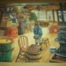 LEE STRONCEK Jigsaw Puzzle OLDE GENERAL STORE 1000 pc White MT puzzle