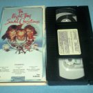 THE NIGHT THEY SAVED CHRISTMAS~VHS~JACLYN SMITH~ART CARNEY~PAUL WILLIAMS~1984