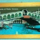 PONTE di RIALTO VENEZIA Rialto Bridge SOUVENIR Mirror Picture VENICE ITALY