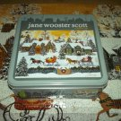 Jane Wooster Scott CEACO Jigsaw Puzzle A GOLDEN AGE 1000 PC IN KEEPSAKE TIN Christmas