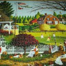 HASBRO 1000 PC JIGSAW PUZZLE CHARLES WYSOCKI Love COMPLETE
