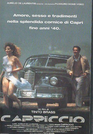 CAPRICCIO - Tinto Brass