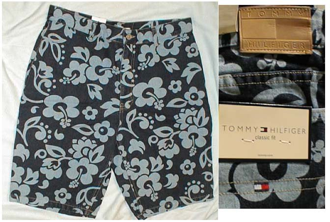 NEW $49 TOMMY HILFIGER WOMENS CLASSIC FIT SHORTS 6 NWT Women