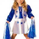 Dallas Cowboys Chearleader Halloween Costume Toddler