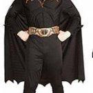 NEW BATMAN BEGINS Kids Halloween Costume M 8 10 Boys