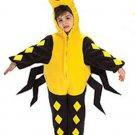 NEW Miss Spider Halloween Costume Toddler sz 2 4 NIP