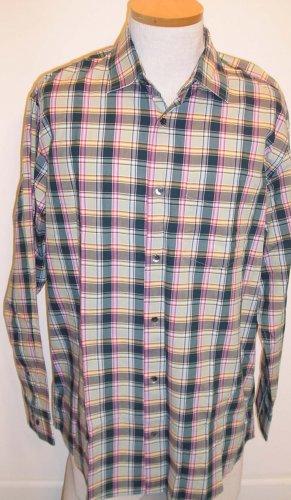 NEW BANANA REPUBLIC Mens Shirt XL Long Sleeves NWT