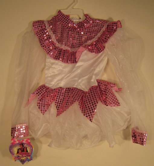 NEW Royal Ballerina Girl Halloween Costume M Kids Child