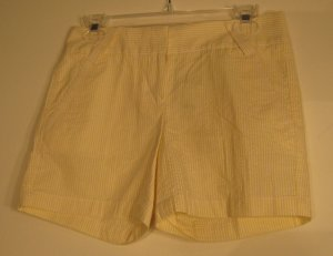 NEW JCREW J CREW Womens Shorts 0 City Fit NWT Cotton