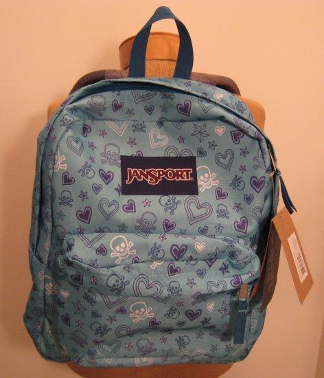 NEW JANSPORT Superbreak Backpack NWT Daypack Bag Nice