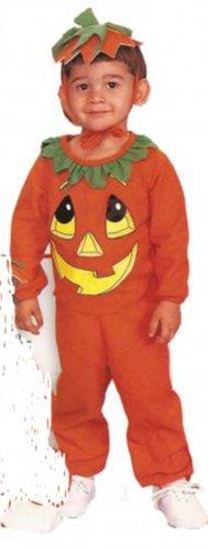 NEW Lil' Pumpkin Halloween Costume 2 4 Year Kids Child
