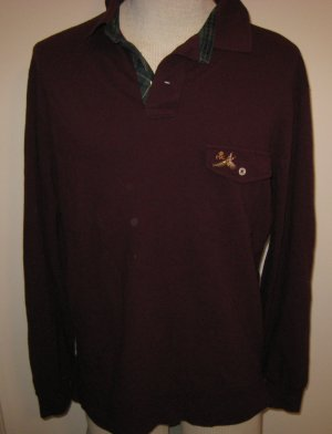 NEW POLO RALPH LAUREN Mens Shirt M Medium NWT Cotton