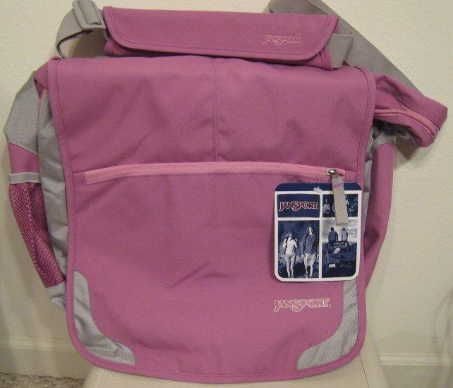 NEW JANSPORT Messenger shoulder Bag NWT Elefunk NR Nice