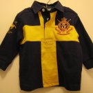 NEW POLO RALPH LAUREN Baby Boys Shirt Top 12M NWT