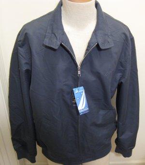 NEW NAUTICA Mens Windbreaker Jacket Coat L NWT Large