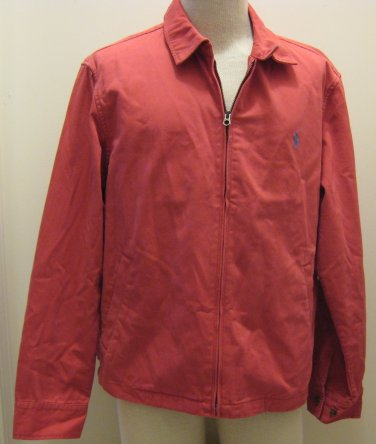 NEW Polo Ralph Lauren Mens Windbreaker Jacket L Large NWT