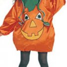 NEW Pumpkin Pie Halloween Costume S Small Kids Children