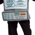 NEW Bank of Mom & Dad ATM Machine Halloween Costume One Size NIP