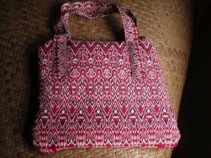 Iban Ethnic Motif Bag