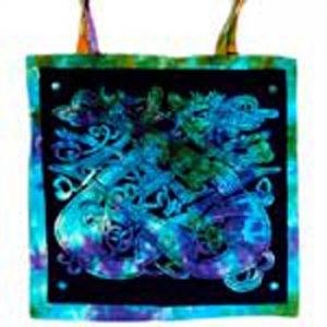 Celtic Dragon Shoulder Bag