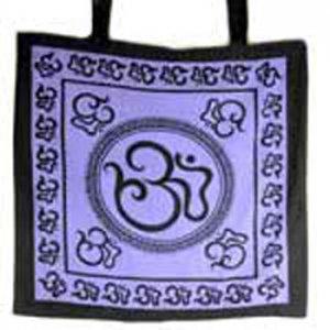 Purple OM Bag