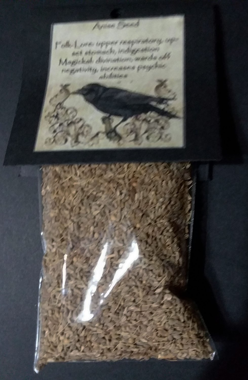 Anise Seed Chopped