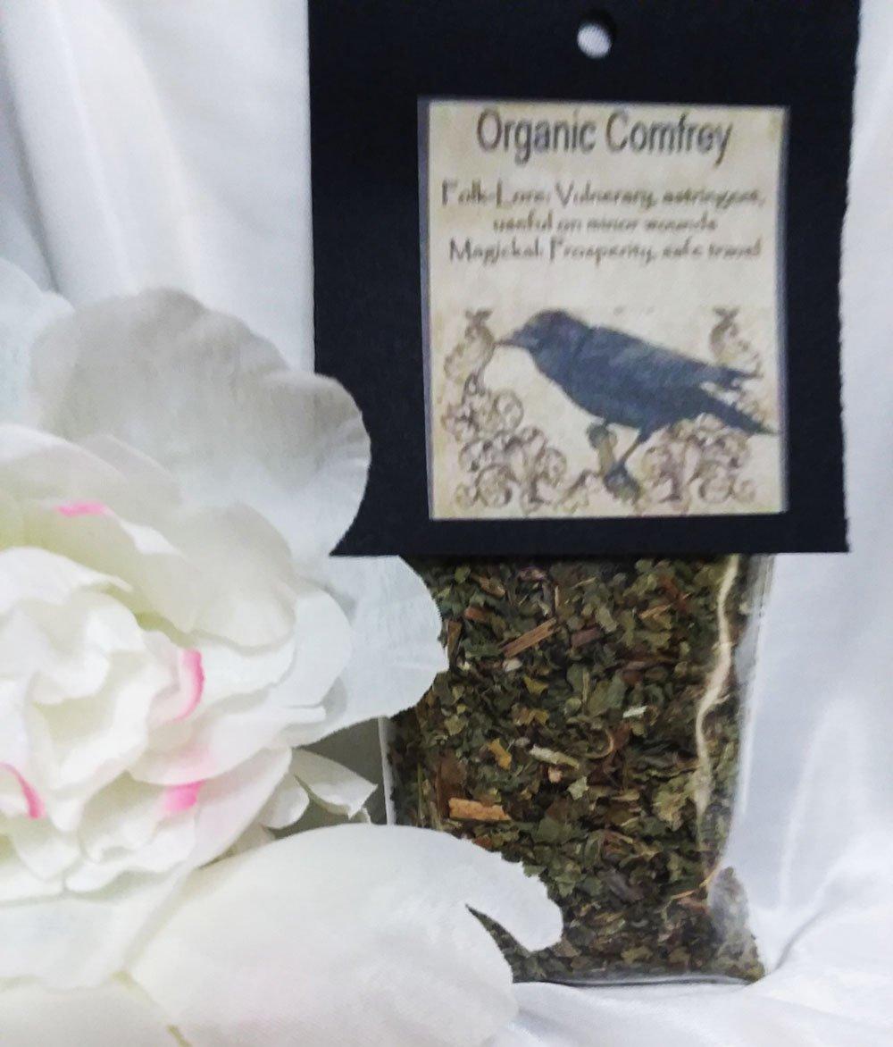 Organic Comfrey
