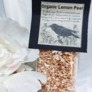Organic Lemon Peel