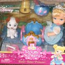 Disney Royal Nursery Cinderella Teeter-Totter Playset
