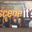 DISNEY SCENE IT PIRATES OF THE CARIBBEAN DVD GAME