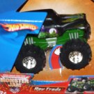 Hot Wheels 1:43 Rev Tredz Monster Truck Grave Digger