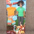 HIGH SCHOOL MUSICAL 2 CHAD DOLL WITH EXTRA OUTFIT