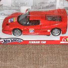 HOT WHEELS 1:18 60TH ANNIVERSARY RED FERRARI F50