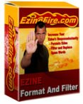 Ezine Format and Filter