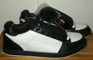 VANS ESTILO John Cardiel BW Skater Shoes Mens 10 NWT
