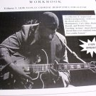 vol 3 Workbook: How to Play Chordal bebop Lines (Chorded jazz guitar Solos Barney Kessel style)