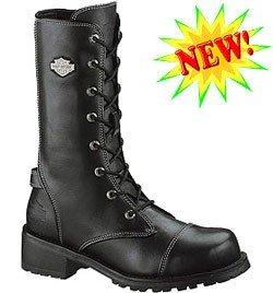 Harley Davidson Ladies FLARE Boots