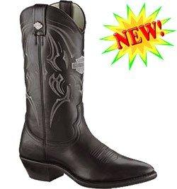 Harley Davidson Mens BANDERA Boots
