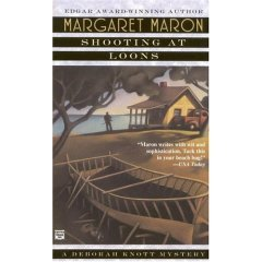 Shooting at Loons by Margaret Maron