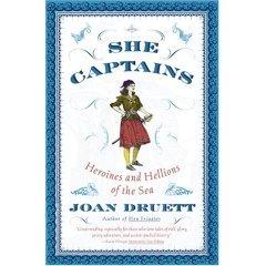 She Captains by Joan Druett
