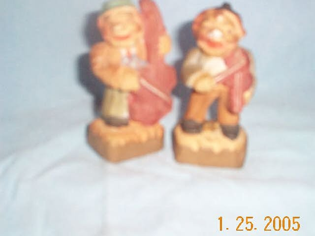Musical Figurines