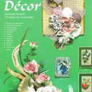 """""""Shell Decor"""" Instruction Booklet; Over 50 Projects to Create w/Seashells - Shell Craft - Free ship!"""