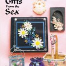 """""""Gifts From the Sea"""" Instruction Booklet, 60+ Projects made w/seashells - Shell Craft - Free ship!"""