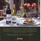 2006 Jordan Vinyards and Winery Wine Advertisement