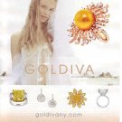 2006 Goldiva Fine Jewelry Advertisement