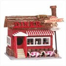 Diner Birdhouse yard decor